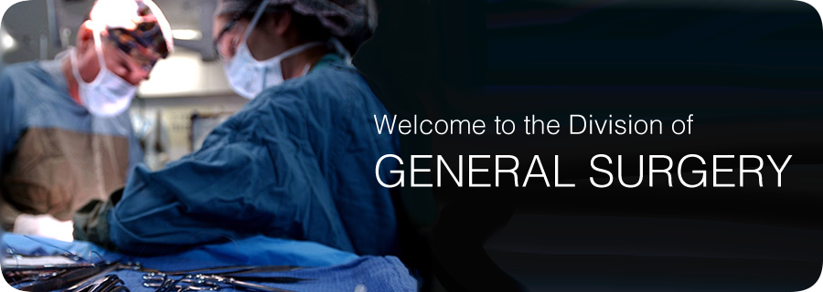 general surgery - college of medicine