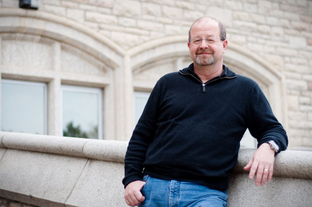 Pierson awarded Distinguished Professorship