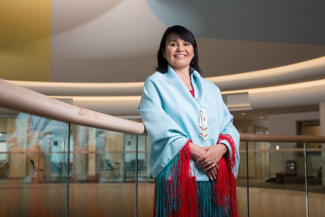 Arnault Pelletier Giving Indigenization A Boost College Of Medicine University Of Saskatchewan
