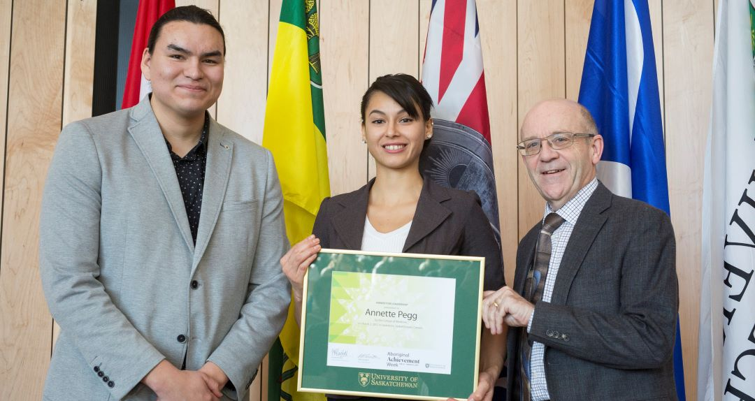 CoM students honoured during Aboriginal Achievement Week